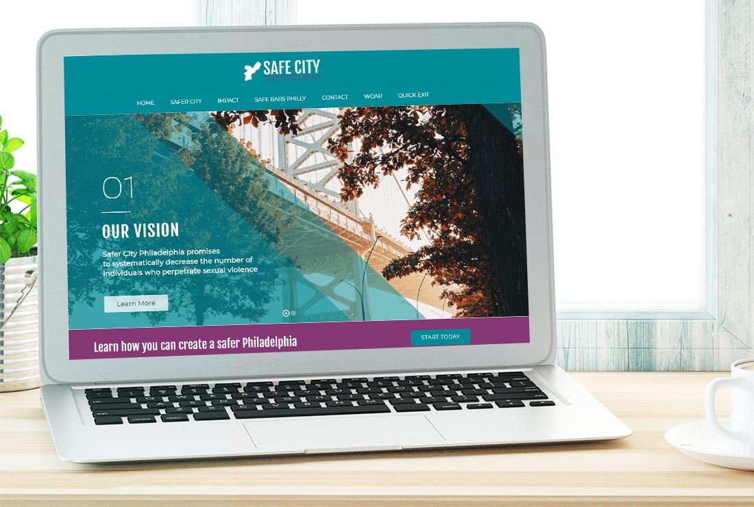 Safer City Philadelphia Website