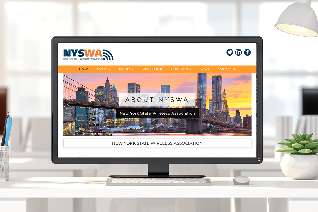 New York State Wireless Association website