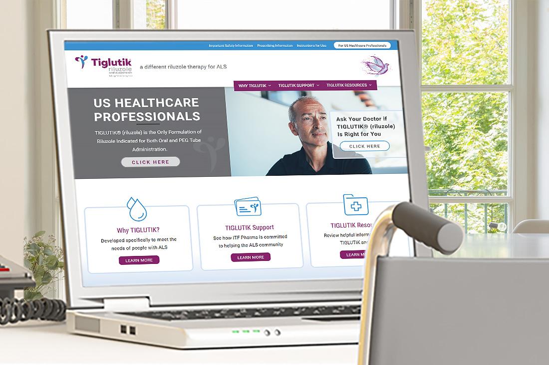 Tiglutik Website